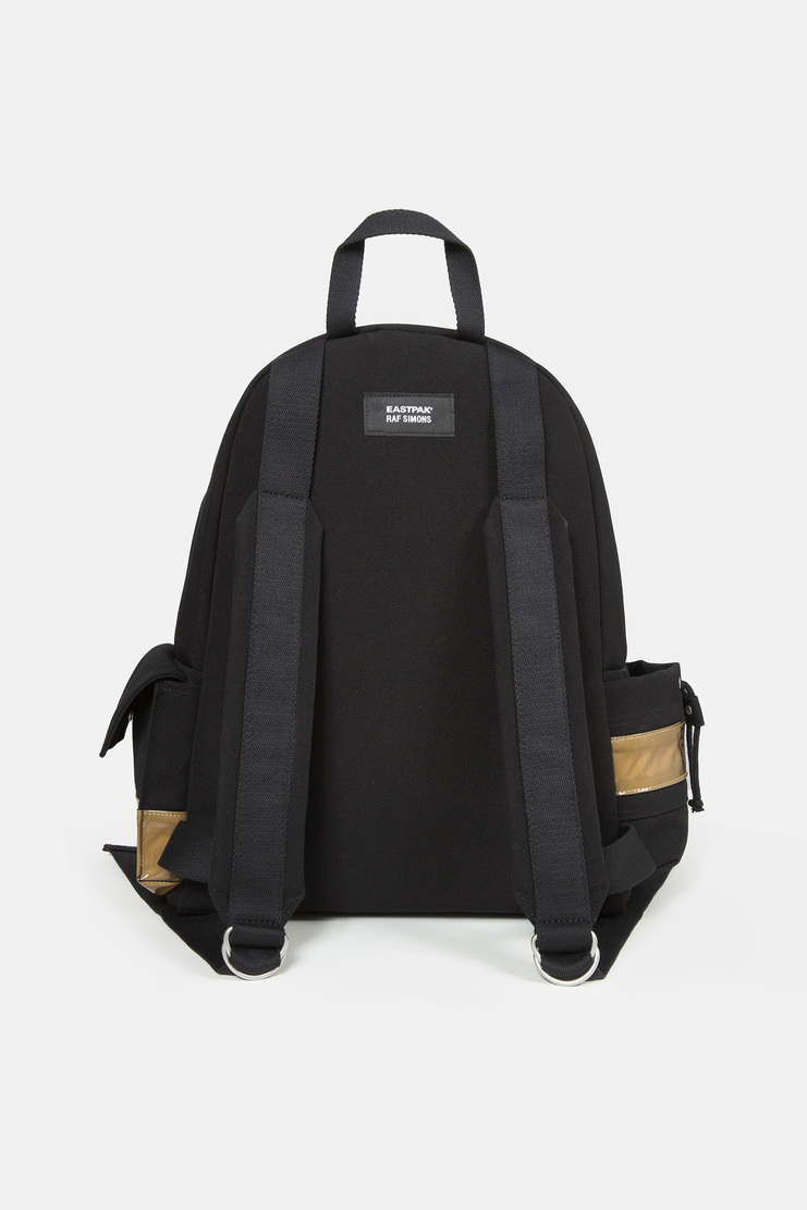 Raf Simons x Eastpak Black Functional Backpack new arrivals collaboration SS18 s/s 18 spring summer Machine A SHOWstudio accessories backpack bags mens