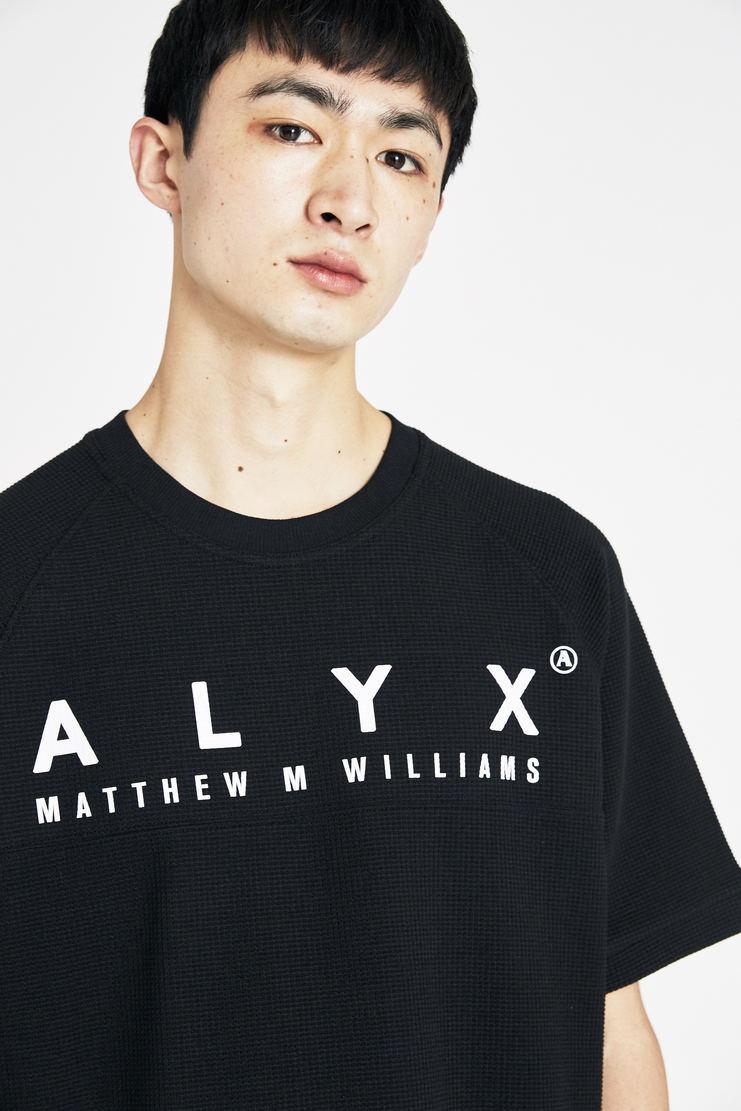 ALYX Black Baseball Tee t-shirts t-shirt new arrivals SS18 s/s 18 spring summer Machine A SHOWstudio mens top