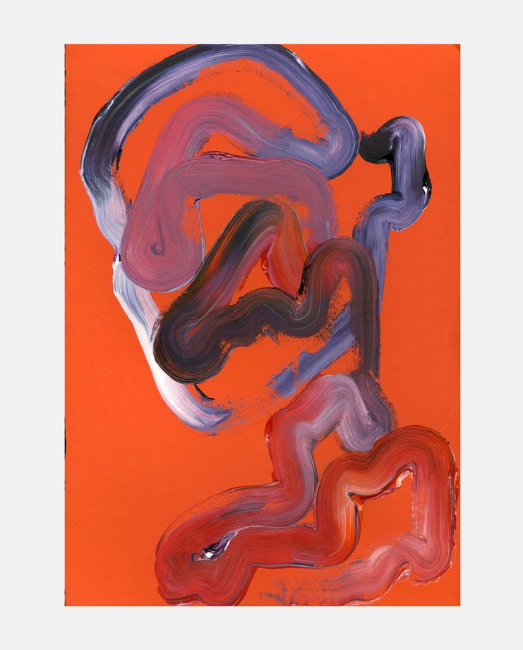 Anna Sui A/W 18 by Robson Stannard
