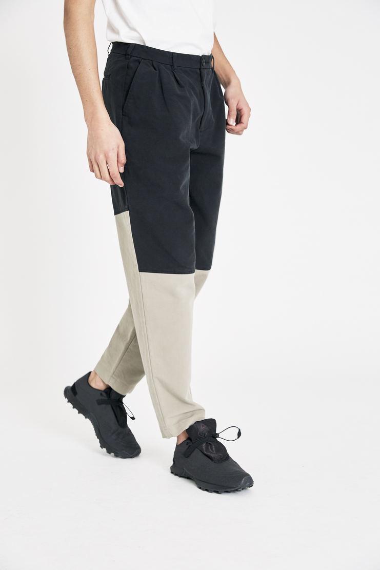 Cav Empt split colour chinos trousers pants ss18 S/S 18 Spring Summer 2018 csv cavempt cave empt Machine-A