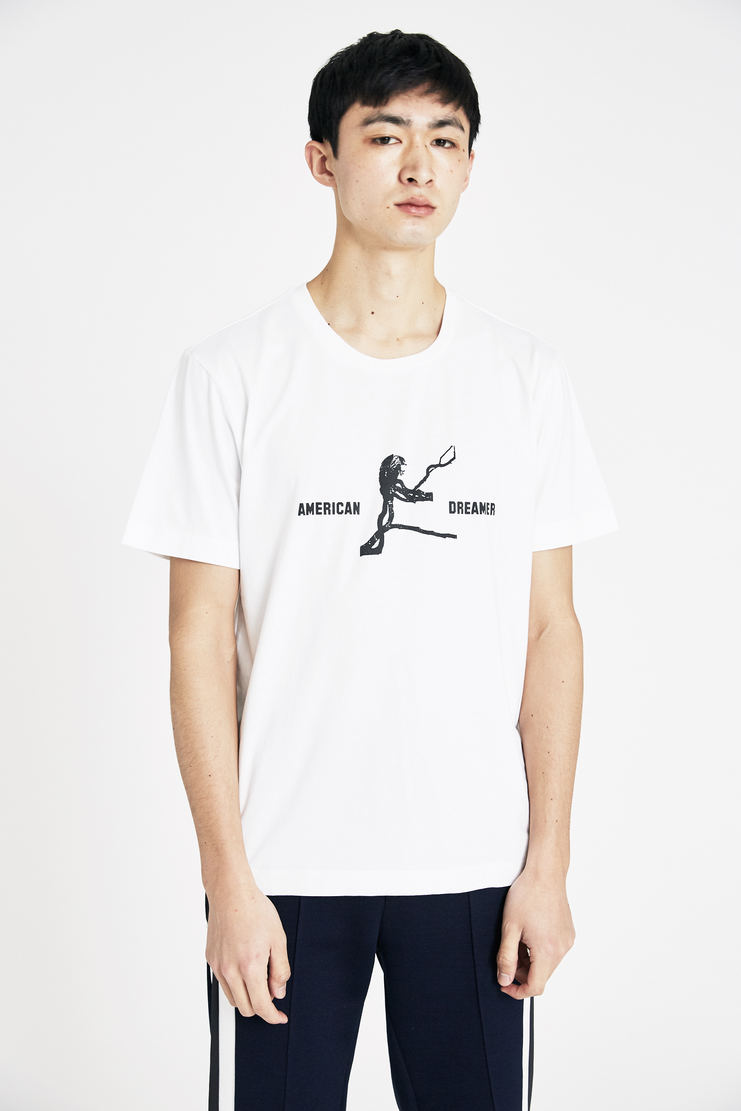 Tim Coppens White Eagle Tee SS18 s/s 18 spring summer Machine A SHOWstudio t shirt t-shirt tim coppen timcoppens new arrivals