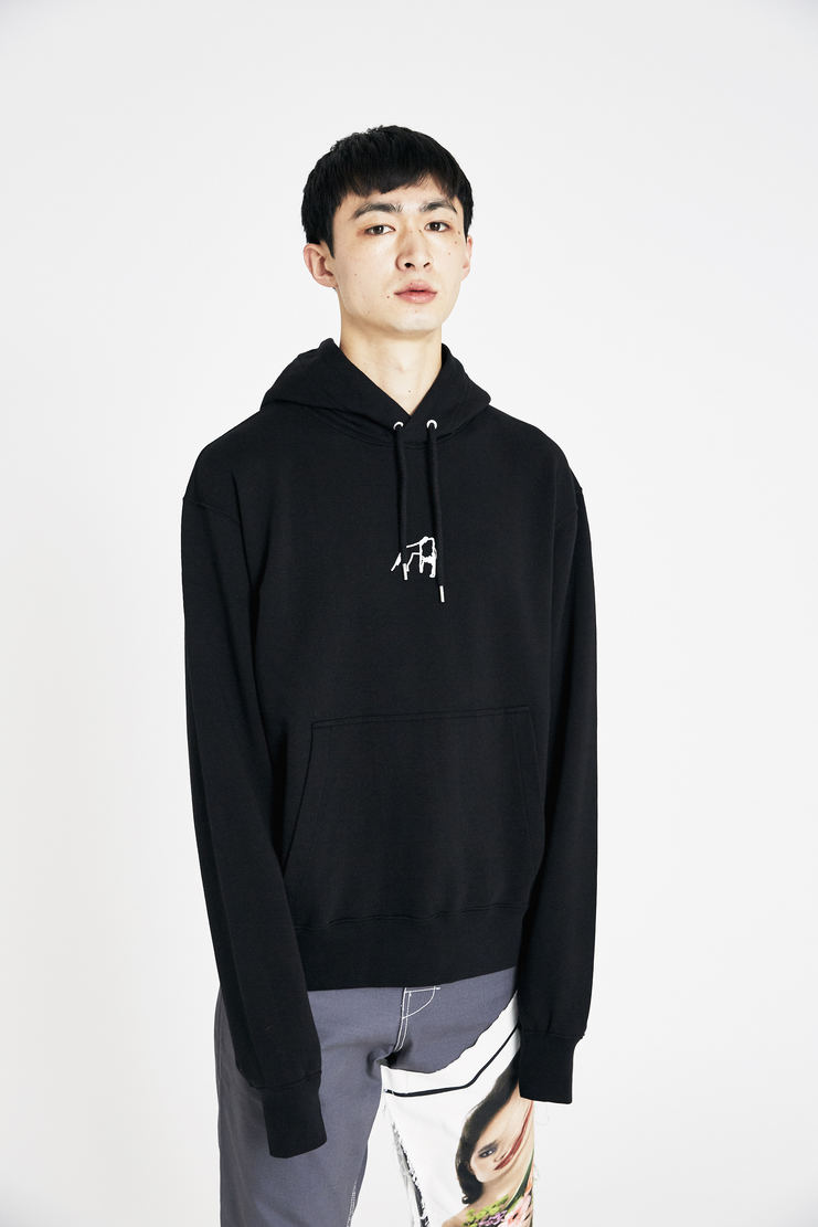 Tim Coppens Black Lion Hoodie SS18 s/s 18 spring summer Machine A SHOWstudio tim coppen timcoppens new arrivals hoodies top tops