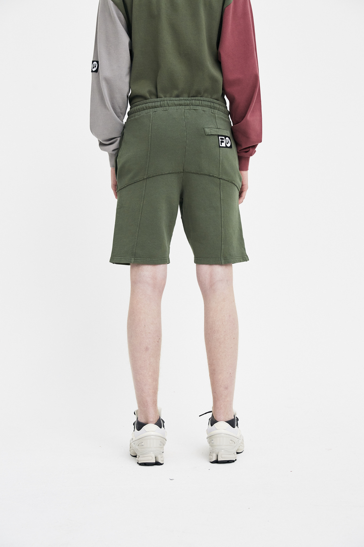 Liam Hodges x Fila Green Shorts Short LHF-SS18-305 spring summer S/S 18 collection new arrivals Machine A SHOWstudio socks accessories sportswear