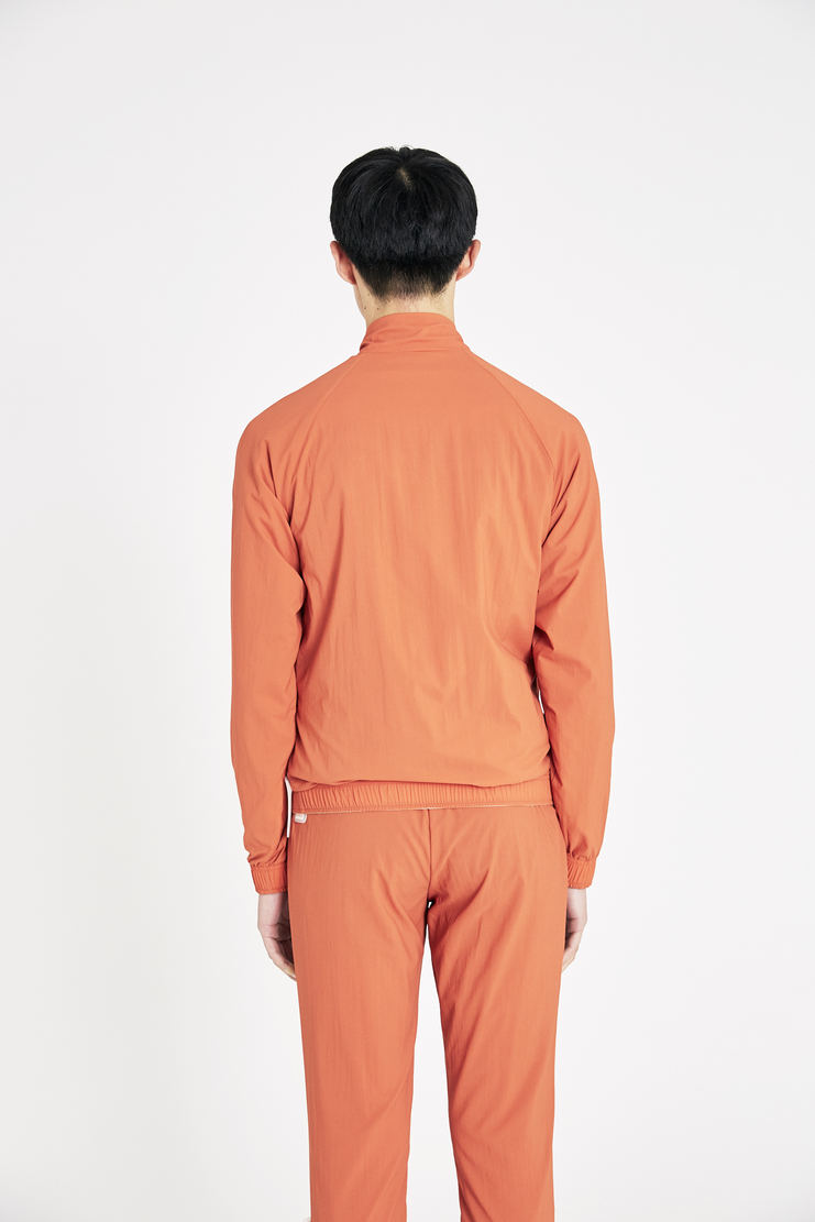 Reebok x Cottweiler Beige and Orange Reversible Track Jacket new arrivals spring summer S/S 18 collection DN4305 collaboration sportswear jackets mens
