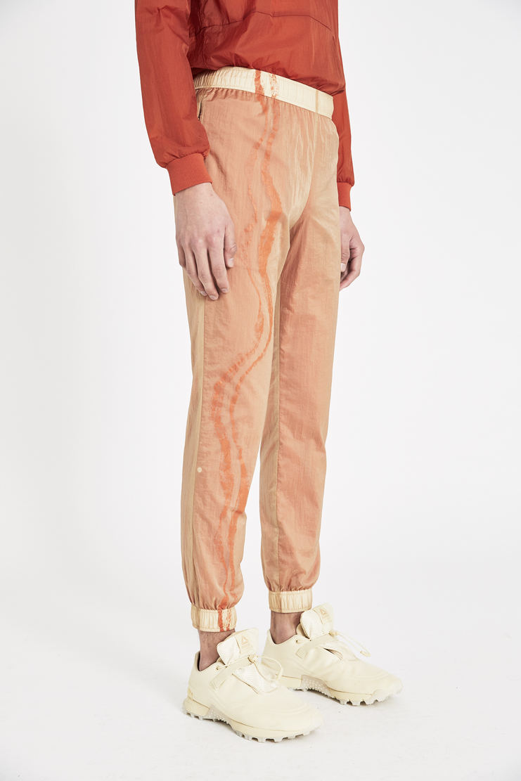 Reebok x Cottweiler Beige and Orange Reversible Track Trousers new arrivals spring summer S/S 18 collection DN4306 collaboration sportswear trousers pants mens