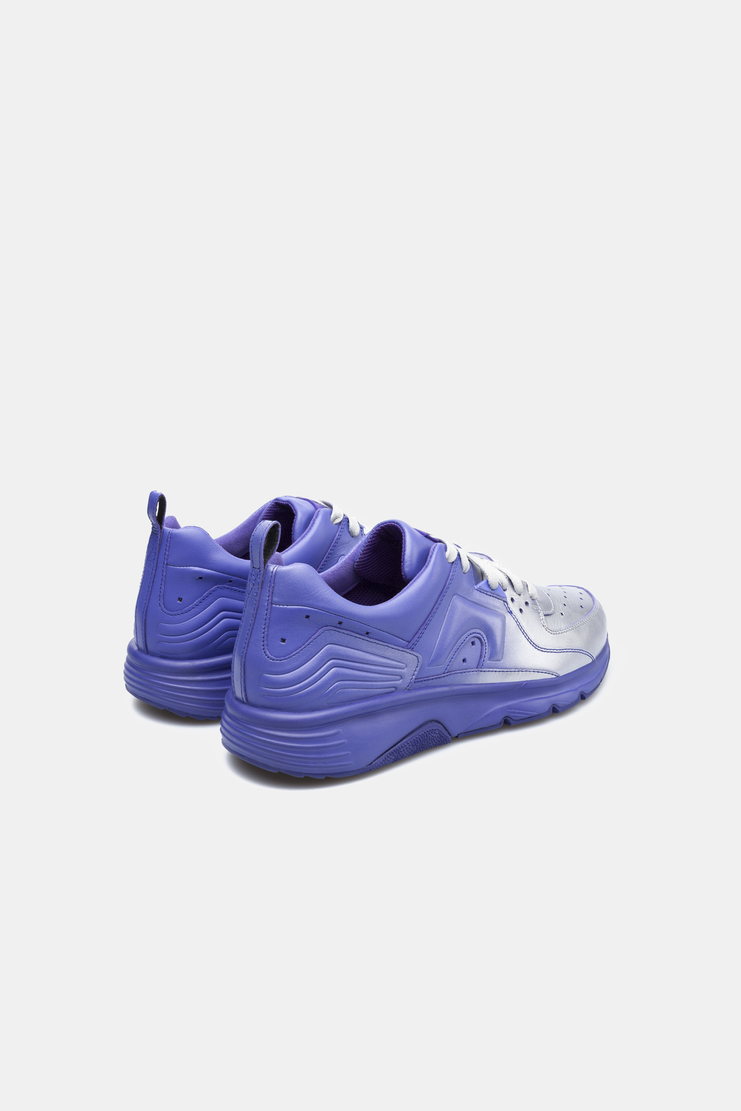 Camper Purple and Silver Trainers new arrivals shoes trainer sneakers Machine A SHOWstudio S/S 18 collection spring summer K100171-014