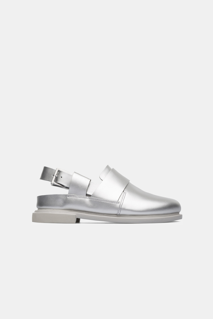 Camper Silver Sandals new arrivals shoes sandal womens Machine A SHOWstudio S/S 18 collection spring summer K200668-001