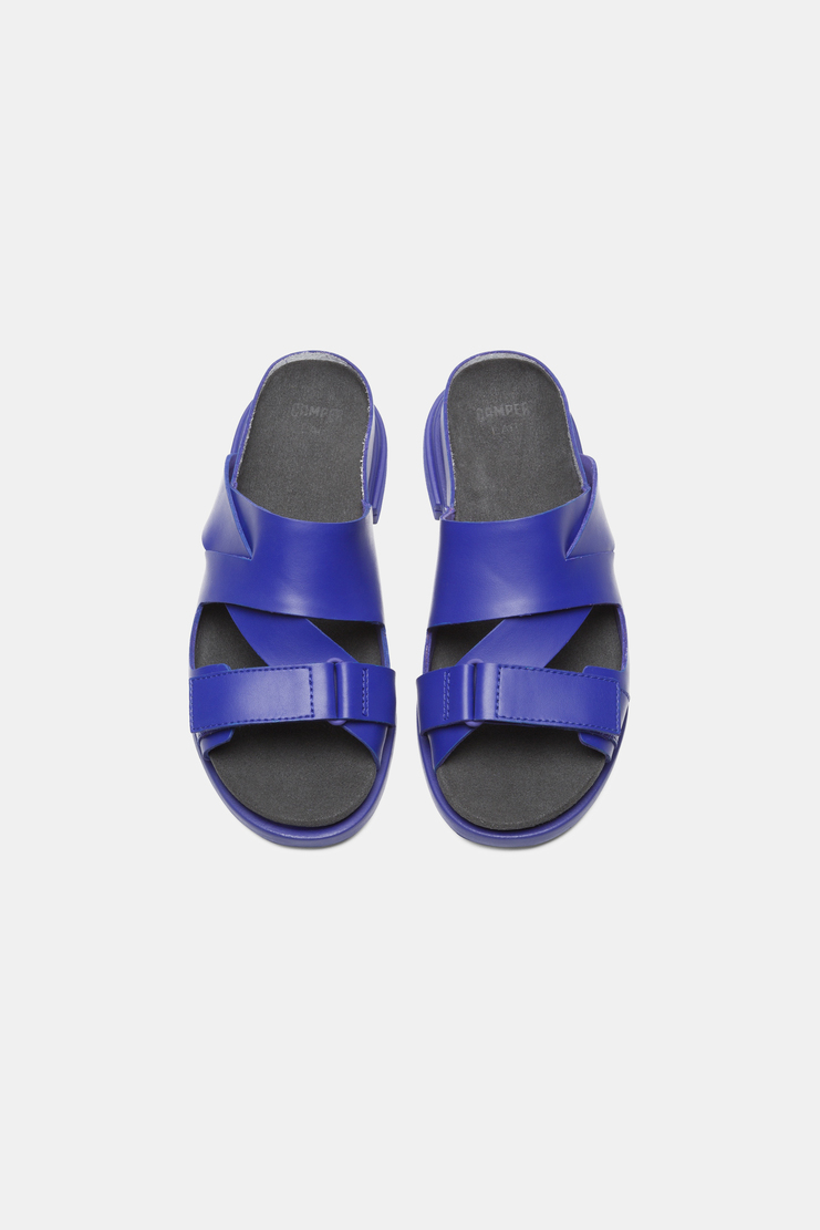 Camper Silver Sandals new arrivals shoes sandal womens Machine A SHOWstudio S/S 18 collection spring summer K200637-002