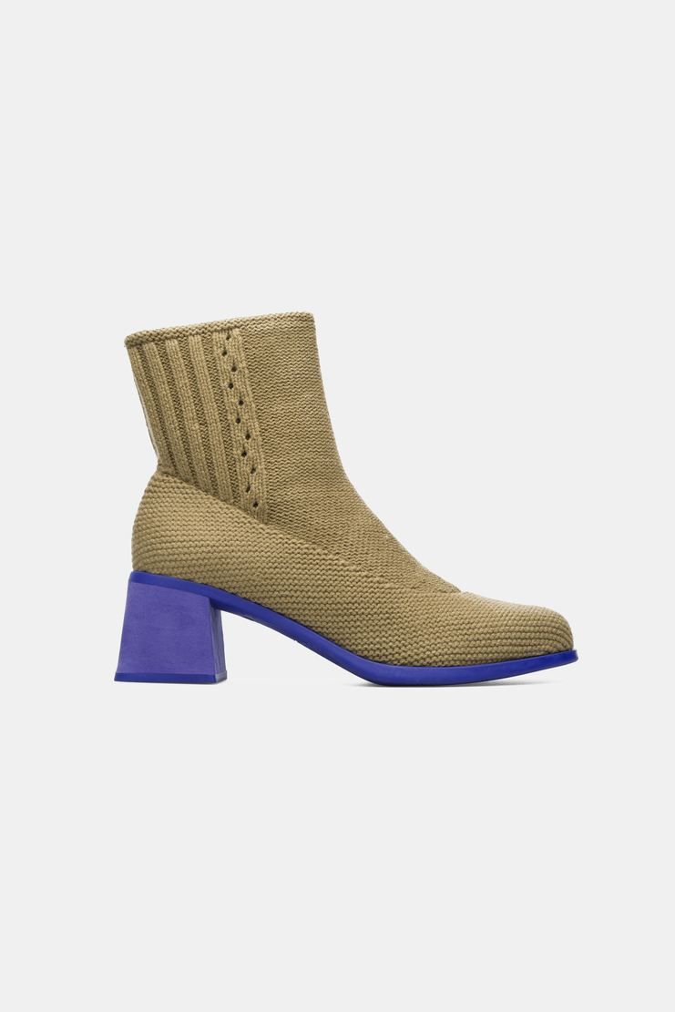Camper x Eckhaus Latta Khaki Ankle Boots new arrivals shoes sandal womens Machine A SHOWstudio S/S 18 collection spring summer K400161-005