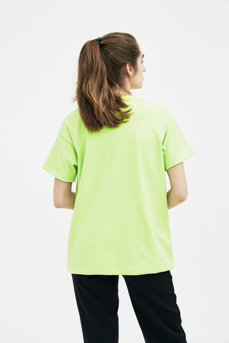 ALYX Neon XRay T-shirt Tee alyx studios S/S 18 spring summer 18 Machine A AVUTS00090 womens new arrivals SHOWstudio