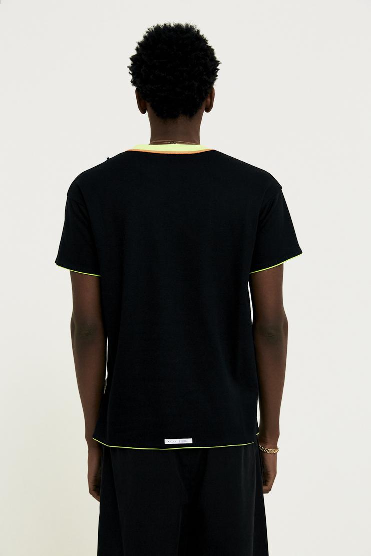 ALYX Black XRay T-shirt Tee alyx studios S/S 18 spring summer 18 Machine A AVUTS00090 mens new arrivals SHOWstudio