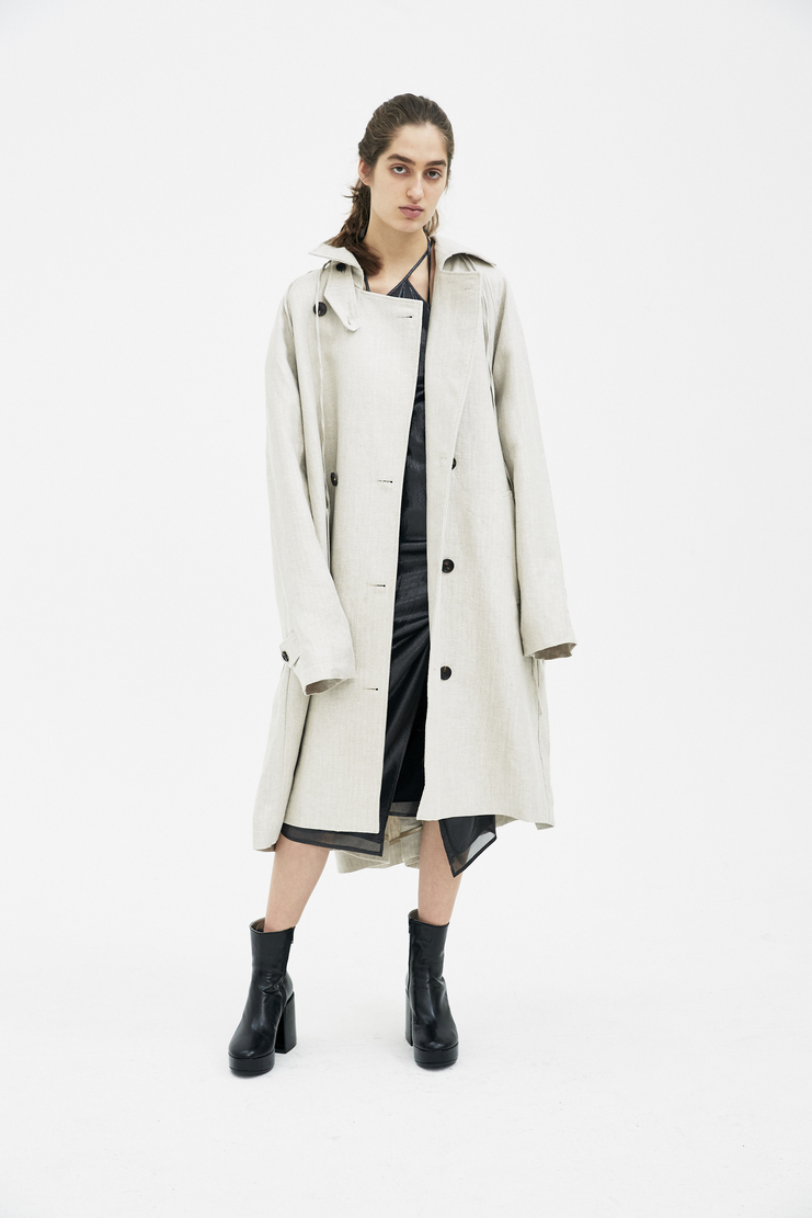 Y/Project Natural Jacket COAT11-S14 new arrivals spring summer S/S 18 collection womens Machine A SHOWstudio coats coat jacket