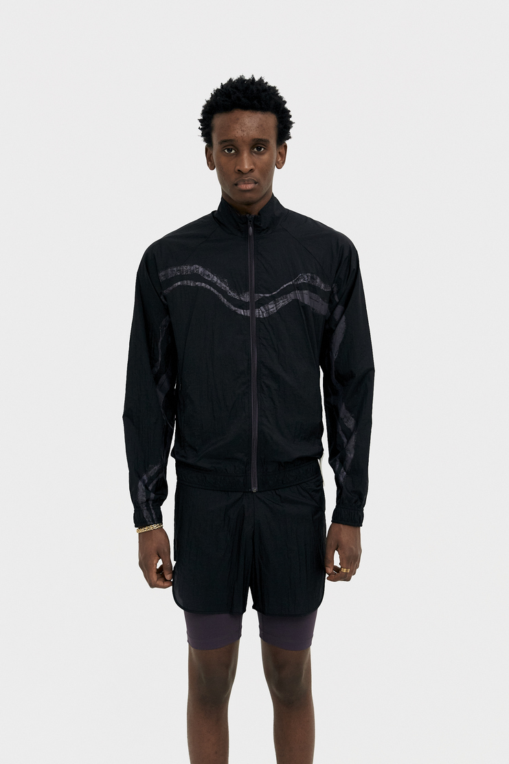 Reebok x Cottweiler Black Reversible Track Jacket new arrivals spring summer S/S 18 collection DN4305 collaboration sportswear jackets mens