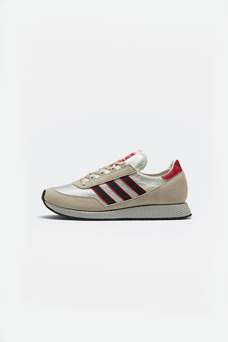 Adidas SPEZIAL White Glenbuck SPZL Sneakers new arrivals Machine A SHOWstudio S/S 18 spring summer collection DA8758