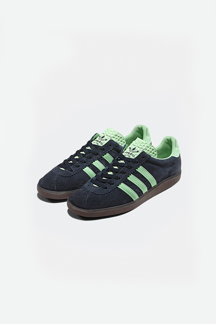 Adidas SPEZIAL Navy Padiham SPZL Sneakers new arrivals Machine A SHOWstudio S/S 18 spring summer collection AC7747