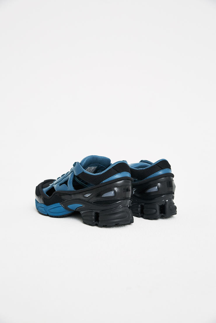 Adidas X Raf Simons Blue and Black Replicant Ozweego Ltd new arrivals machine a s/s 18 spring summer 2018 B27939