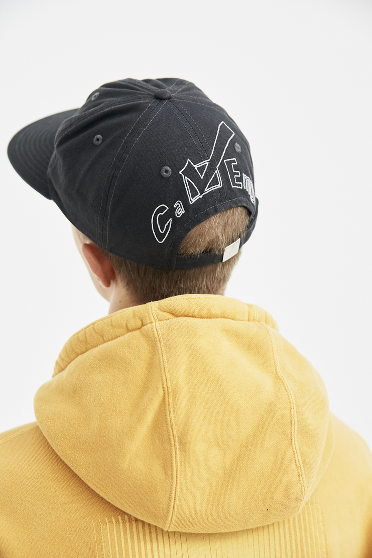 Cav Empt Black Tick Box Low Cap SS18 s/s 18 spring summer Machine A SHOWstudio caps hats hat