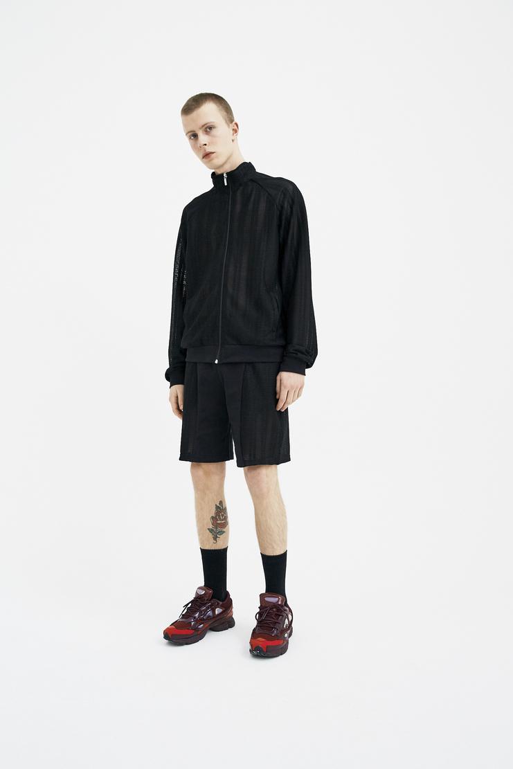 COTTWEILER Black R.V. Track Top Sportswear cott weiler jacket zip sports windproof spring summer ss18 CWTT14