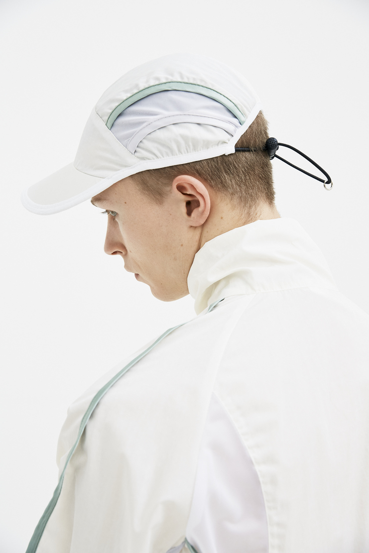 COTTWEILER Ivory Signature 2.0 Cap cott weiler sports windproof spring summer ss18 CWCP07