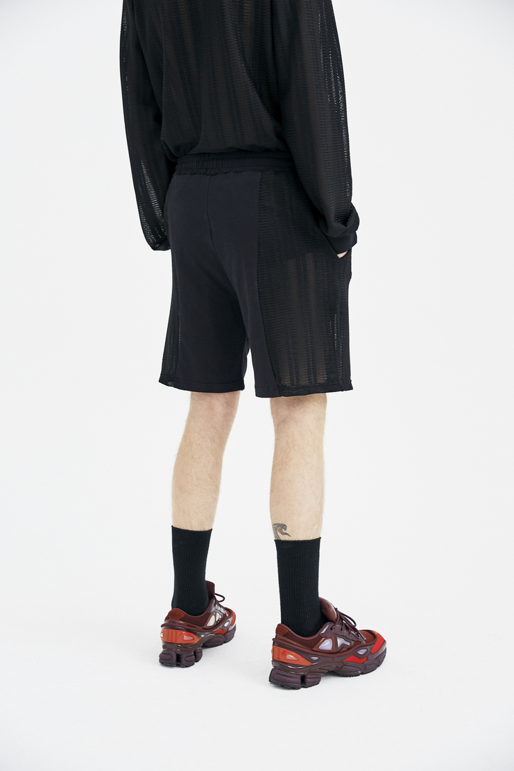COTTWEILER R.V Shorts mesh knit joggers elastic spring summer ss18 s/s18 machine a CWST 27 knitted basketball