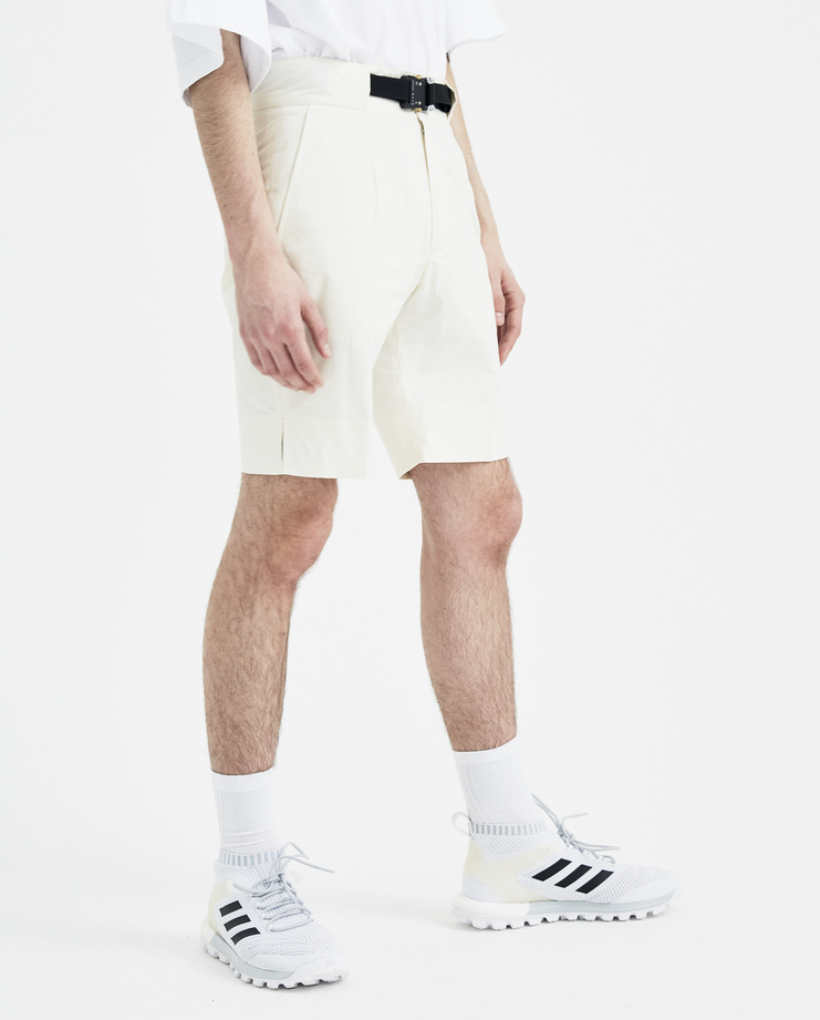 ALYX Off White Tailored Shorts AAMSO0006 mens S/S 18 spring summer collection Machine A SHOWstudio trousers pants