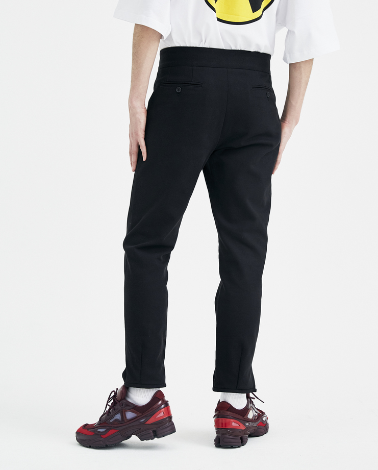 ALYX Black Tailored Trousers mens AAMPA0022 SHOWstudio Machine A S/S 18 spring summer collection trouser pants bottoms