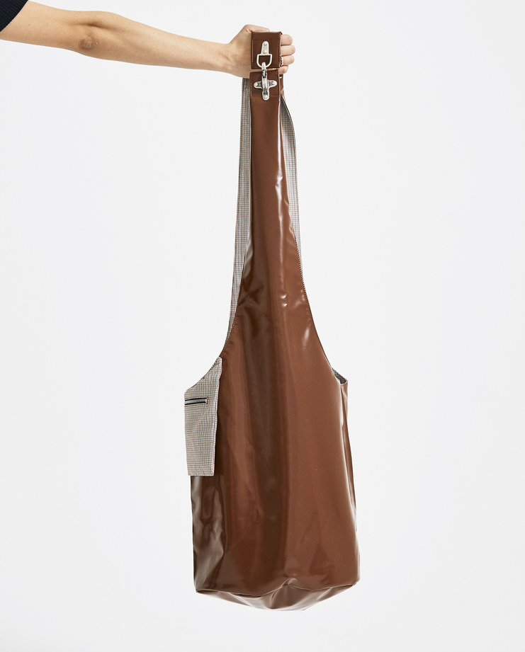Raf Simons Sand Twisted Bag 181-930-20013-00061 accessories new arrivals S/S 18 spring summer collection Machine A SHOWstudio bags