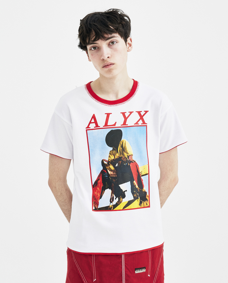 ALYX Reverse Cowboy T-Shirt  New arrivals showstudio machine a spring summer 2018 s/s 18 AVWTS0011A33