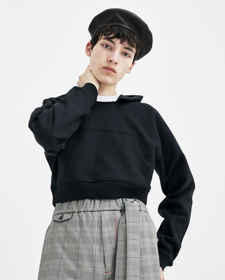 ALYX Black Multi Patch Hoodie New arrivals spring summer 2018 s/s 18 machine a showstudio  mens jumpers hooded tops