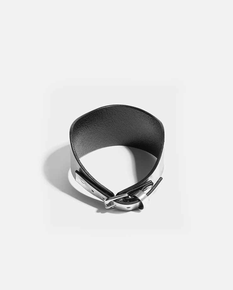 Fleet Iyla Silver High Posture Collar new arrivals women spring summer 2018 s/s 18  SS18/CLR/HP machine a showstudio accessories harness