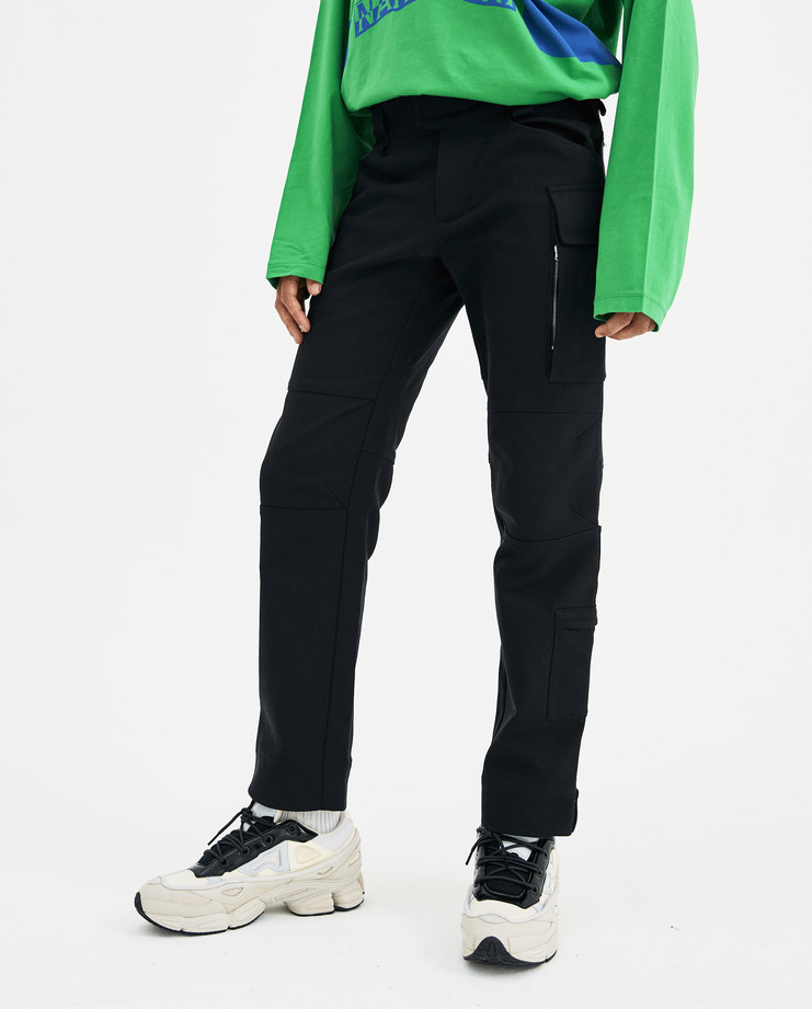ALYX Black Tactical Pants AAMPA0016 S/S 18 spring summer collection new arrivals Machine A SHOWstudio mens trousers functional