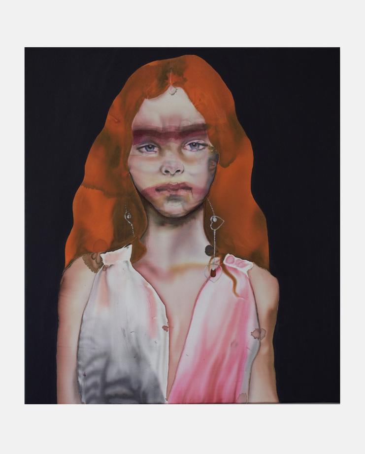 Schiaparelli Haute Couture S/S 18, Sabina Sinko, fashion illustration, showstudio, couture,