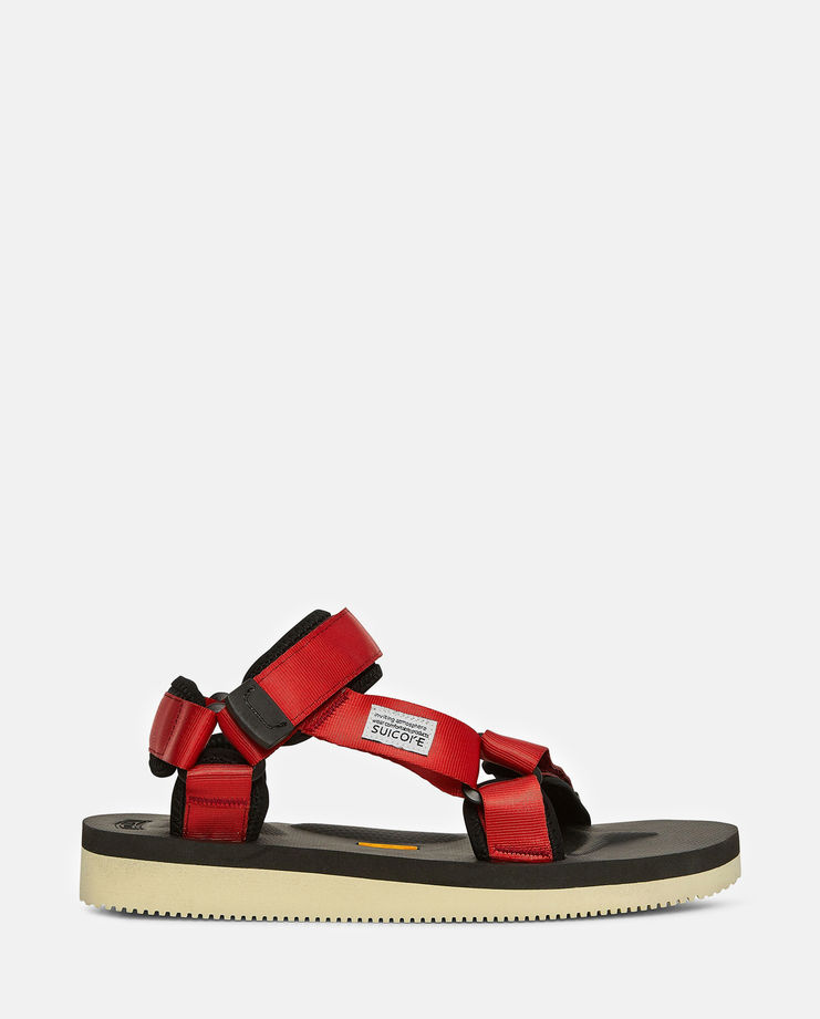 Suicoke Red Sandals OG-22V2 new arrivals SS 18 Spring summer 2018 shoes mens womens SHOWstudio Machine A nylon strap rubber japan