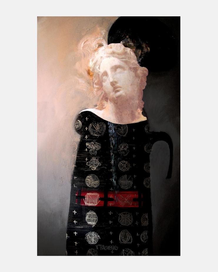 Schiaparelli A/W 18, Victor Tkachenko, showstudio, fashion illustration, fashion illustration gallery, couture