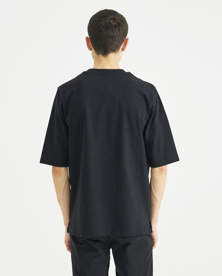 COTTWEILER Black Cave T-Shirt CWT 49 new collection AW 18 Machine-A MACHINE A SHOWstudio mens top tops tshirt tshirts