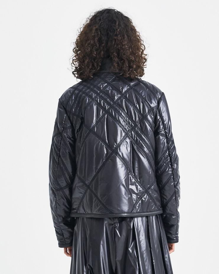 Moncler Genius 6 Moncler Genius Noir Kei Ninomiya Sphene Jacket Machine-A Machine A SHOWstudio A/W 18 limited edition collection designer collaboration
