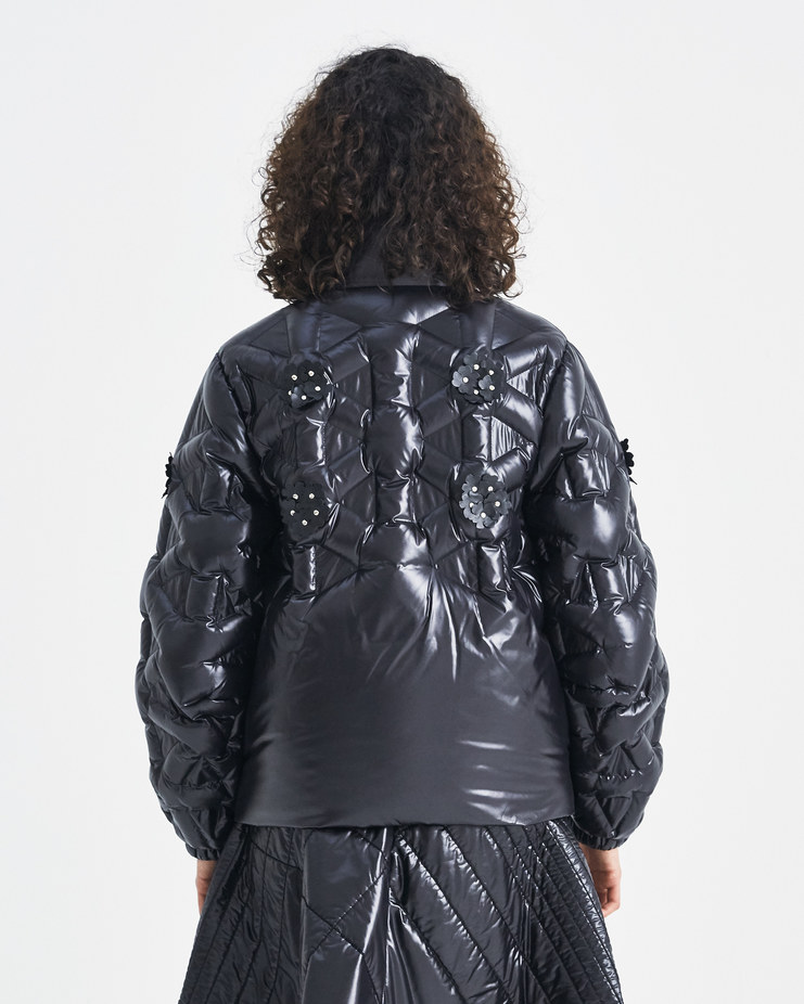 Moncler Genius 6 Moncler Genius Noir Kei Ninomiya Rubellite Jacke Machine-A Machine A SHOWstudio A/W 18 limited edition collection