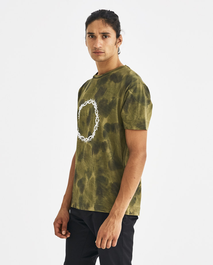 ALYX Camouflage Relentless Collection T-shirt Machine-A Machine A SHOWstudio A/W 18 tee camo limited edition collection