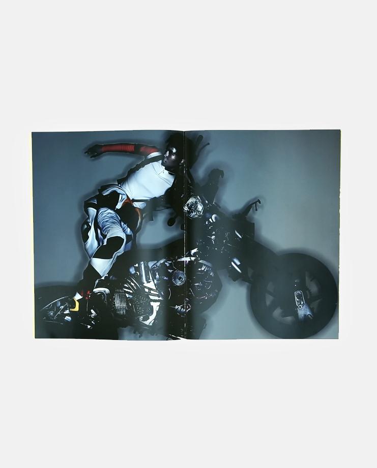 """ALYX SS 17 Catalogue Matt Williams Nick Knight Photography Fashion S/S 17 Catalogue """"NEW HAPPINESS LOVE CHAOS"""""""