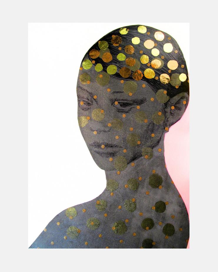 Sara Grace Wallerstedt, Victor Tkachenko, Fashion Illustration, 100 years of women exhibition, artwork