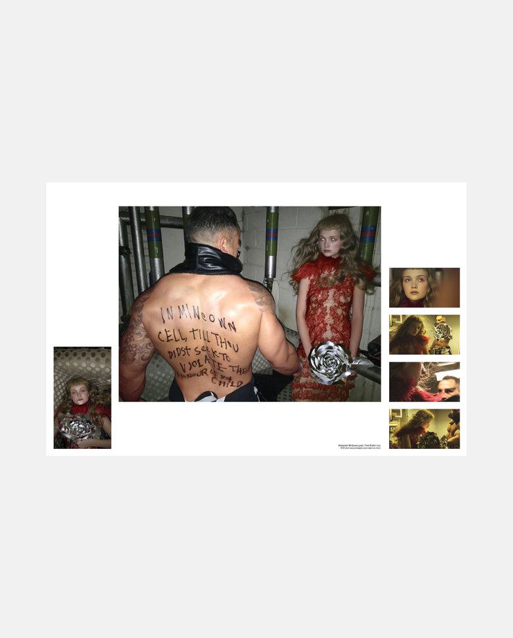 Hell Is Empty. And All The Devils Are Here by Nick Knight, Daphne Guinness and Simon Foxton.
