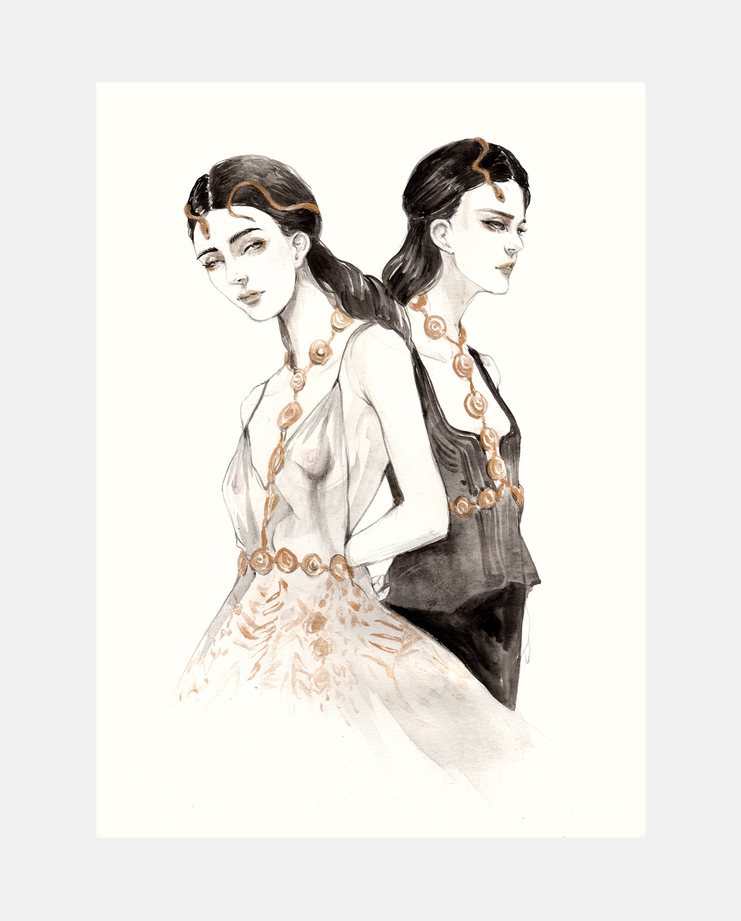 Valentino Haute Couture S/S 16 by Connie Lim