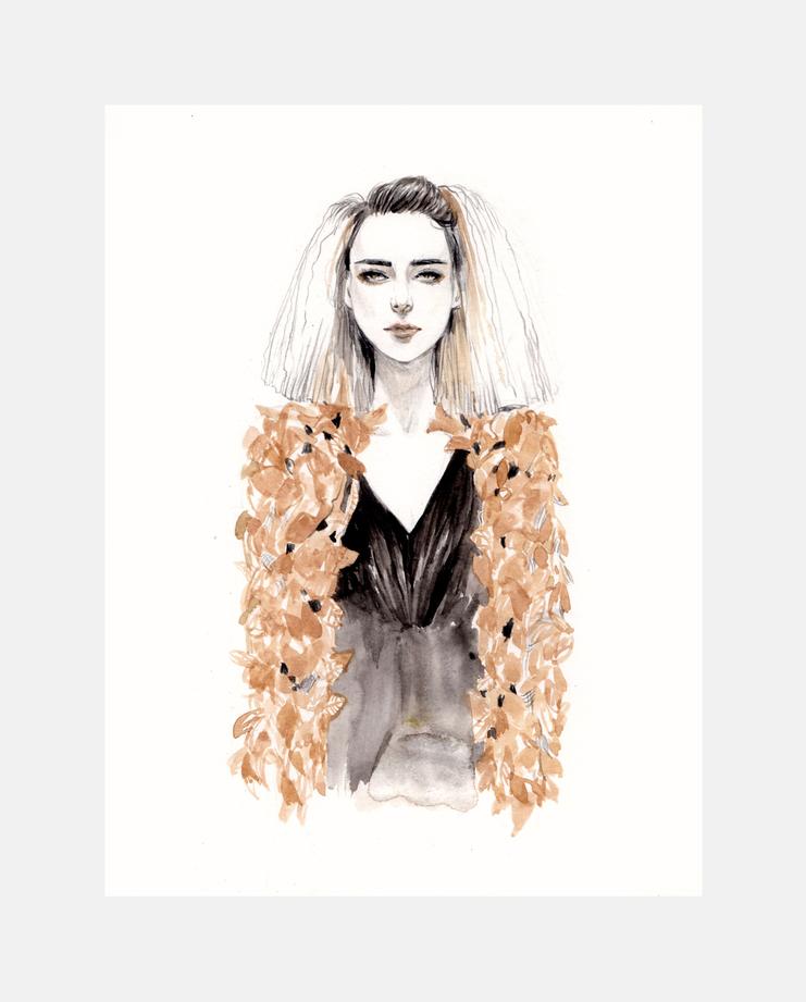 Schiaparelli Couture S/S 16 by Connie Lim