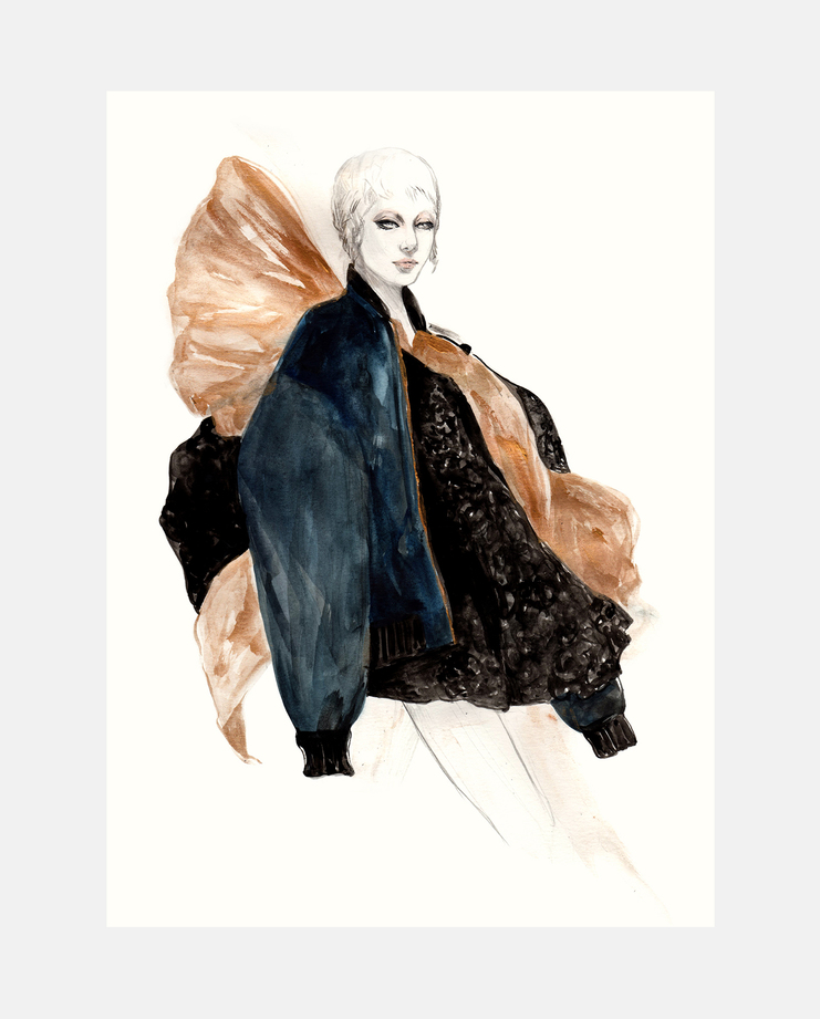Maison Margiela Paris Haute Couture S/S 16 by Connie Lim