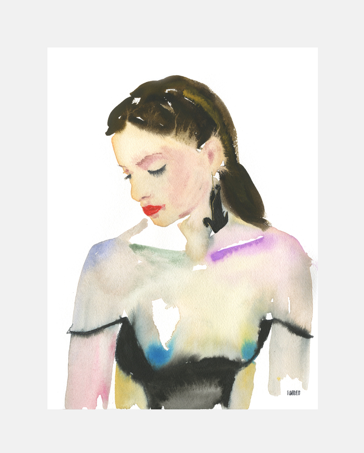 Stella McCartney A/W 16 by Fahren Feingold