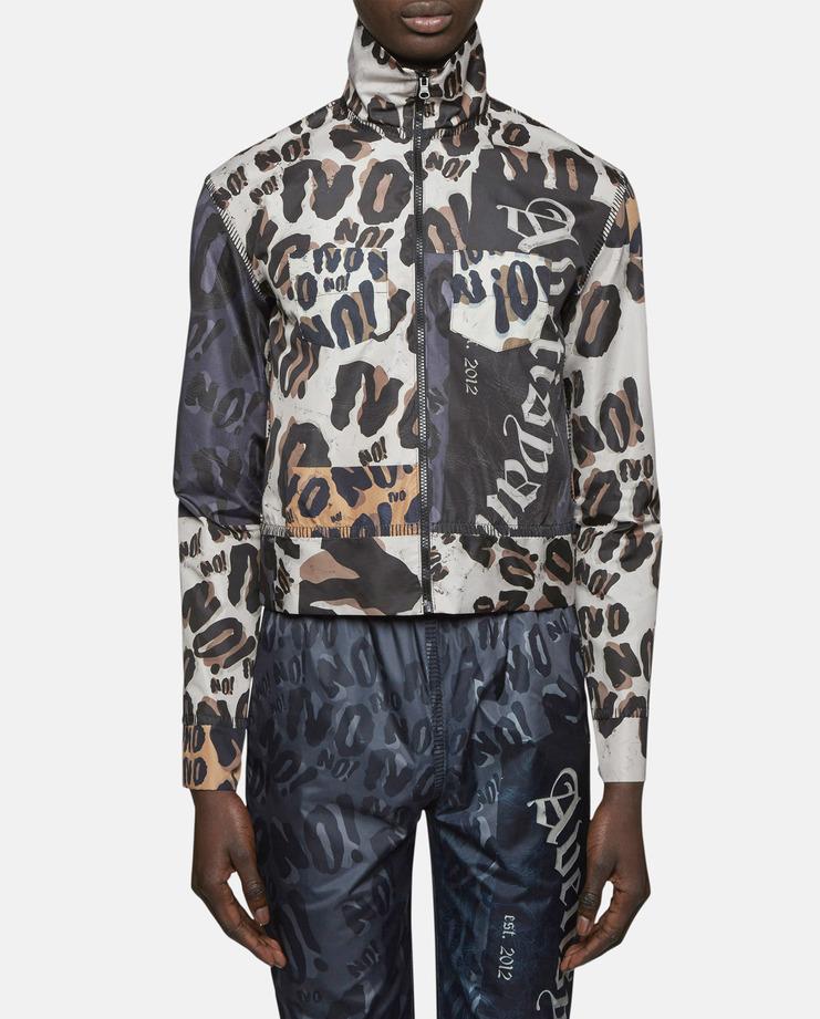Tigran Avetisyan - Leopard Short Jacket