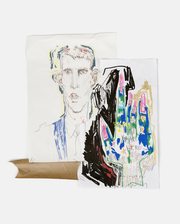 Charles Jeffrey Untitled II 2016
