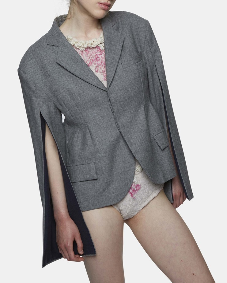 Charles Jeffrey Wool Jacket 2016
