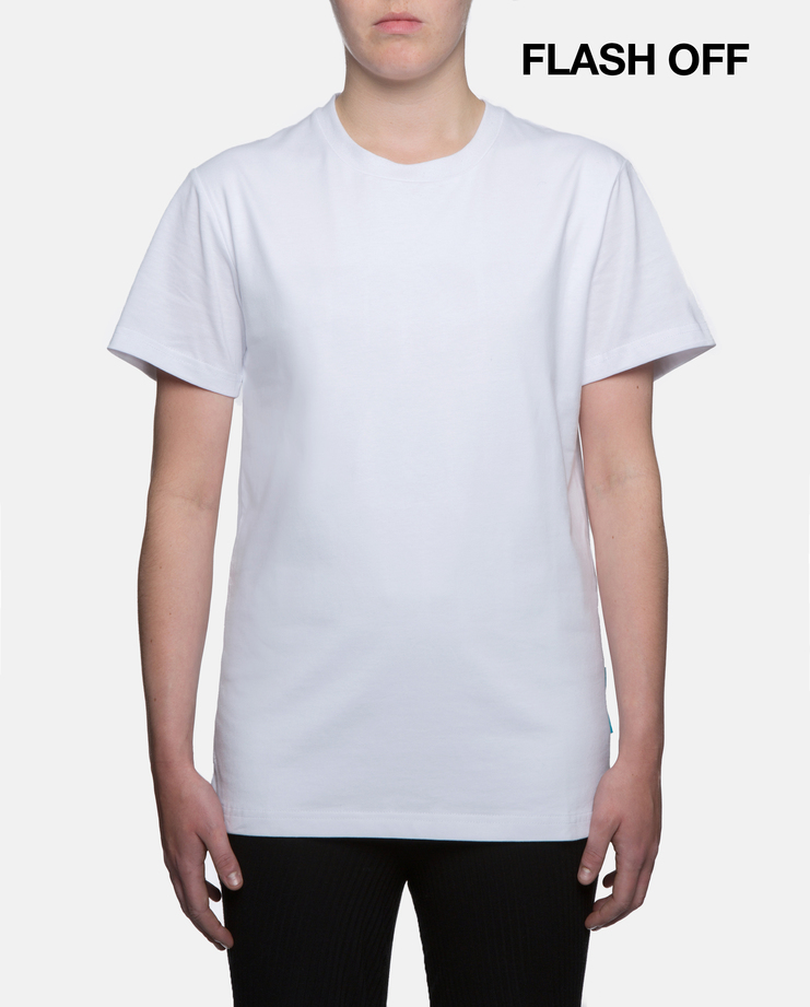 SHOWstudio ANTI-T-TSHIRT, Anti T-Shirt, Fuck You Cunt, Text, Flash, Nick Knight, Kate Moss