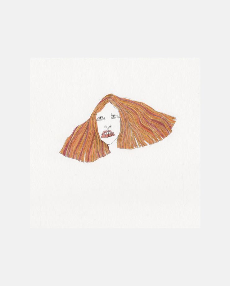 Frida Wannerberger, Julia Banas in loads of Sam McKnight hair